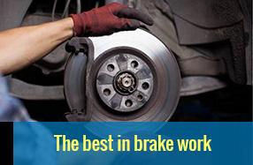 Brake Work